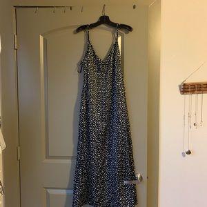Forever 21, light maxi dress